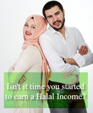Halal Income Program